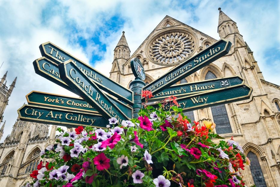 Visit Yorkshire: The Home of English Heritage